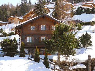 4 bedroom Villa in La Tzoumaz, Valais, Switzerland : ref 2300688