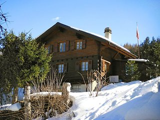 4 bedroom Villa in La Tzoumaz, Valais, Switzerland : ref 5060642