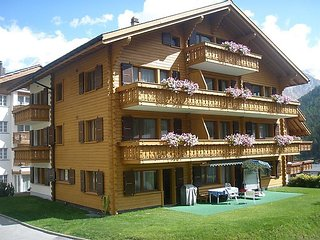 3 bedroom Apartment in Saas Fee, Valais, Switzerland : ref 2300695, Saas-Fee