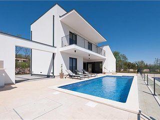 4 bedroom Villa in Marcana, Istria, Croatia : ref 2301475