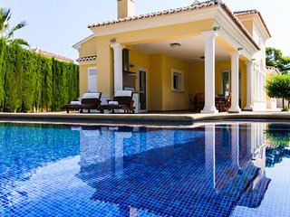 3 bedroom Villa in Calpe, Valencia, Spain : ref 5047258