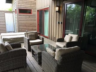 The Reserve at Lake Travis Cabin #6 – 2BR Lakeside Fun!, Spicewood