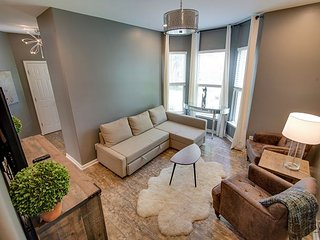 Skyline Views at 5 Points Home - Explore Downtown & Stay In Style