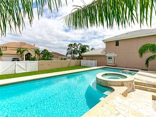 Newly Remodeled 3BR Home on Canal w/ Private Pool & Big Water-View Deck