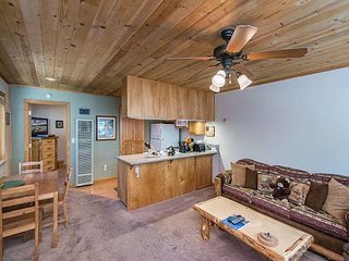 Cub's Den: A 1BR Cabin-Style Condo in South Lake Tahoe – Near Camp Richardson