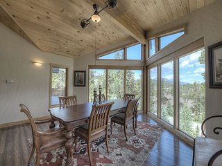Mountain Views atop Braddock Hill, New Reduced Rates!, Breckenridge