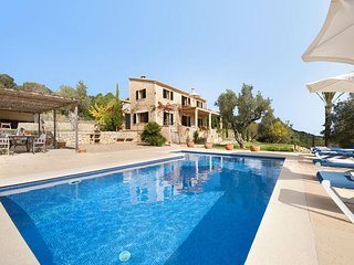 5 bedroom Villa in Pollenca, Balearic Islands, Spain : ref 5489350