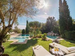 6 bedroom Villa in Pollenca, Balearic Islands, Spain : ref 5489353