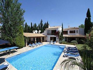 7 bedroom Villa in Port de Pollenca, Balearic Islands, Spain : ref 5489352