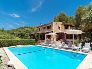 4 bedroom Villa in Port de Pollenca, Balearic Islands, Spain : ref 5489358