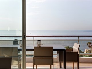 Cannes/Golfe Juan, amazing sea view, pool, tennis