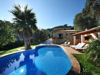 4 bedroom Villa in Petra, Mallorca : ref 4502