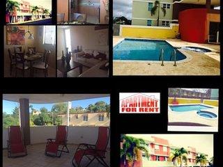 Se renta lujoso apartamento cocunut corc, Rincón