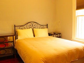 Furnished 1-Bedroom Apartment at California St & Pierce St San Francisco