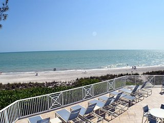 Beautiful gulf front condo on the desirable West End