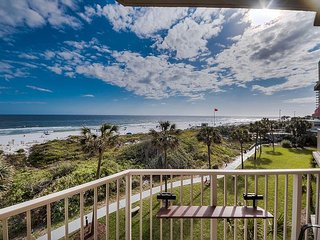 Private, spacious condo w/the perfect beach trifecta view! Free 30a bicycles!