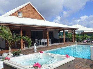 La villa Ylang Ylang classee 5* a 800m de la plage