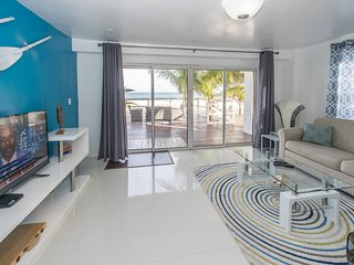 El Zafiro: Aquamarine Suite- Breathtaking views!, Simpson Bay