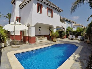 Villa Canelo, Mar Menor Golf Resort, Murcia