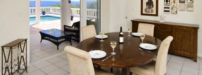 Villa Seascapes 4 Bedroom SPECIAL OFFER, Philipsburg