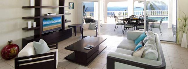 Villa Seascapes 3 Bedroom SPECIAL OFFER, Philipsburg