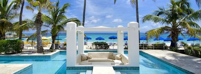 Coral Beach Club - Alabaster 3 Bedroom SPECIAL OFFER Villa Alabaster 3 Bedroom, Philipsburg