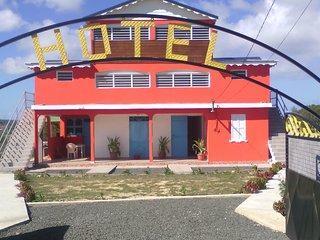 Location chambres avec salles de bain privative, Port-Louis