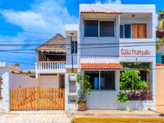 Cozy Oceanfront two Bedroom House-Casa Tranquila, Isla Mujeres