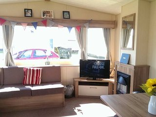 JLB Caravan Hire, West Sands, Bunn Leisure, Selsey