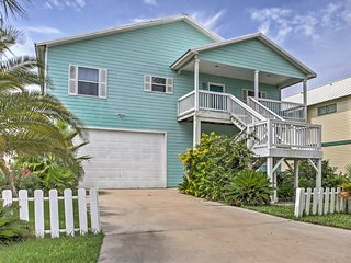 'Teal Time-Out' 4BR Port Aransas Beach House!