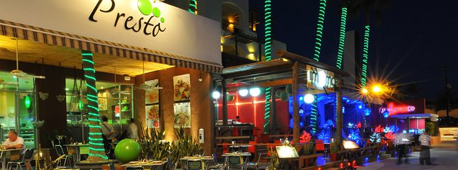 1 of 5 restaurants on the Golden Zone