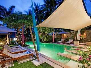 Tranquile 1 BR Villa close to Serving Beach, Gianyar