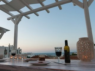Paros - Gv -Mikes Summer House with 4 bedrooms  in Naoussa