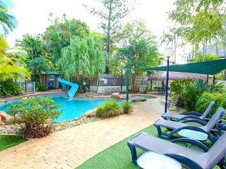 Raintrees Resort Unit 36 Moffat Beach QLD, Dicky Beach