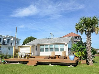 Bungalow By The Bay - Extraordinary View, Dock, Water Front, Surf City