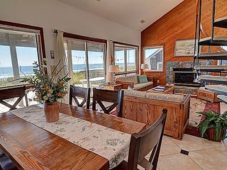 Dolphin Rise - Sensational Ocean View, Beautiful Accents, Direct Beach Access, Topsail Beach