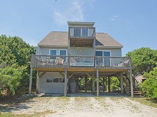 Windward - Beautiful Ocean View, Nautical Decorations, Convenient Location, Pet, Surf City