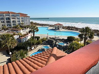 310-A Villa Capriani - Save up to $250!!! Gorgeous Views, Pools, Beach Access, North Topsail Beach