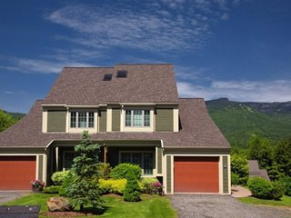 Luxury Topnotch Overlook Resort Home with Mt. Mansfield views! Sleeps 8 with ent