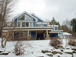 Make it YOUR vacation home this Ski Season! Beautiful Mansfield views from the large deck!