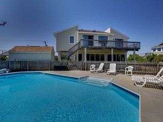 Casa De La Playa *Third Row Ocean Views*, Virginia Beach