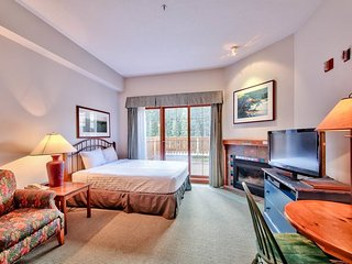 Hearthstone Lodge Village Ctr - HS201, Sun Peaks