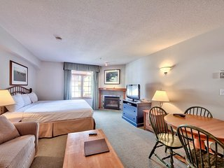 Hearthstone Lodge Village Ctr - HS218, Sun Peaks