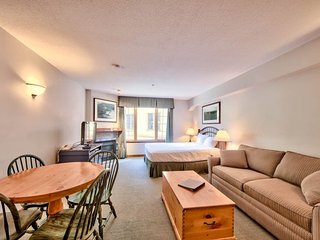 Hearthstone Lodge Village Ctr - HS406, Sun Peaks