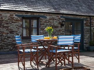 3 Trevibban Barton Barn located in Padstow, Cornwall