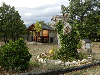 Cabañas Vallecino, Manzanal de los Infantes