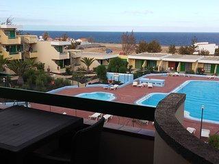 Superbe appartement avec vue sur Océan et piscine, Costa de Antigua