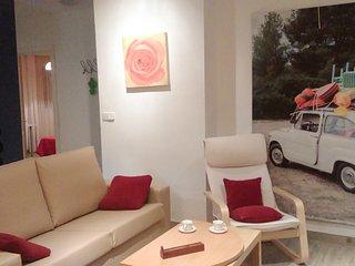 Apartamento Centro Casco Antiguo, Alameda-Feria    VFT/SE/01295