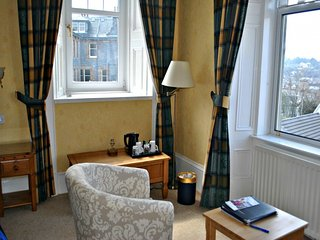 Thornloe Guest House Four Poster Room En-suite Sea, Oban