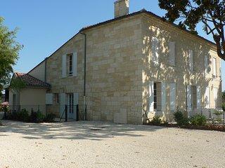 Gite du Chateau Lestrille